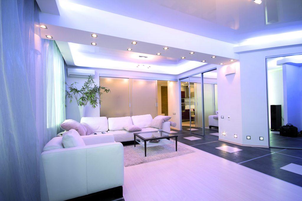 modern apartment interior photo